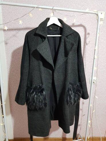 Личные вещи - Михайловка: Продаю пальто оверсайз Состояние хорошое.Одевала пару раз., Производст