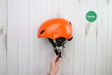 Спорт и отдых - Украина: Гірськолижний помаранчевий шолом Demon     Стан: гарний, є сліди носін