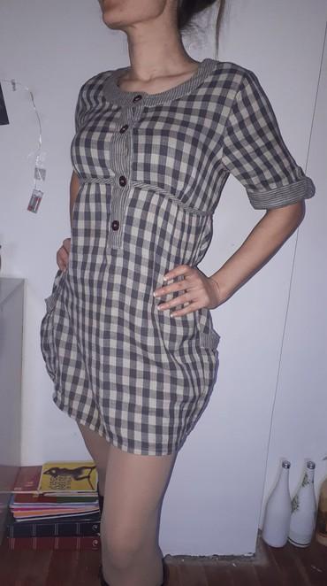 Karirana haljinica M - Kraljevo