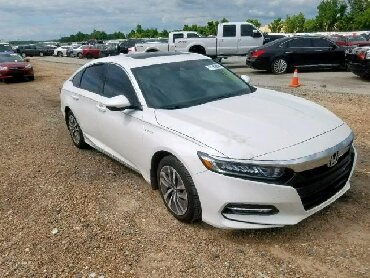 Honda Accord 2 l. 2018 | 31745 km
