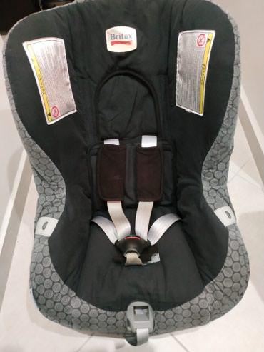 Παιδικό καθισματακι αυτοκινήτου Britax.Σε πολύ καλή κατασταση καθαρό