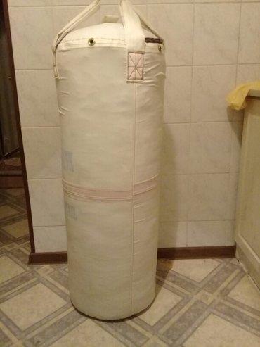 боксерская груша новая высота 1м , обхват 115 см , вес 50 кг. в Бишкек