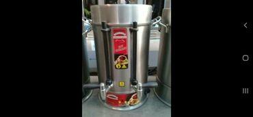 Samovarlar - Azərbaycan: Samavar Hasanoglu turk 40bardak 5 litr 110 azn 60 bardak 7 litr