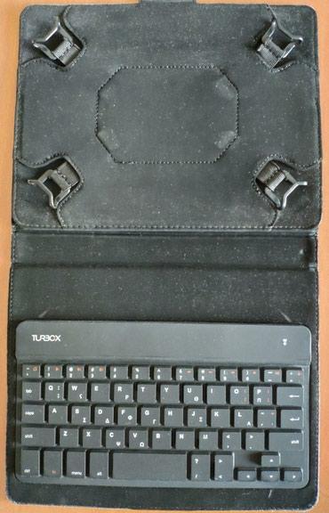 "TurboX Bluetooth Κeyboard με θήκη tablet 10"""