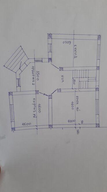 купить участок село байтик в Кыргызстан: Продам Дом 150 кв. м, 7 комнат