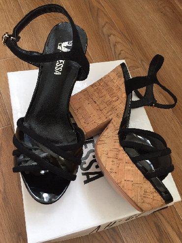 в Лебединовка: Босоножки новые! Остальную обувь одевала один раз! У всей обуви размер