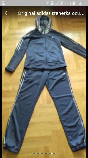 Adidas-trenerka-zenska - Srbija: Na prodaju trenerka adidas velicina M orginal cena 2000din