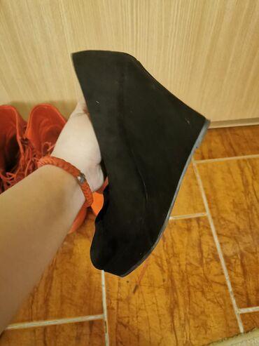 Ženska obuća | Kladovo: Vel 36 nove platforme 1300 din