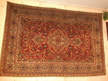 Продаю шерстяной ковёр, советский СССР 2x3 метра  Со стены