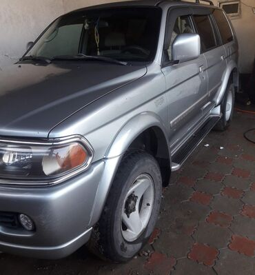 mitsubishi raider в Кыргызстан: Mitsubishi Montero Sport 3 л. 2000