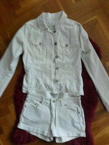 zara bela teksas jakna - Beograd
