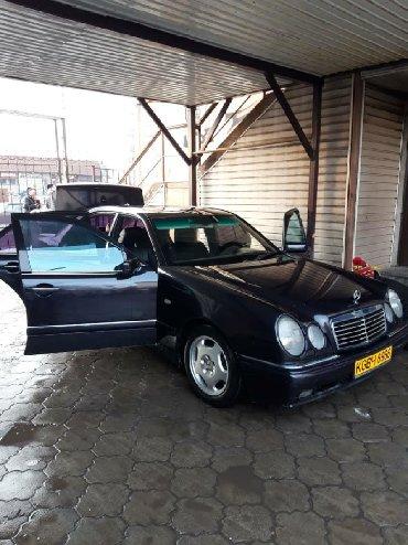 mercedes benz e 36 amg в Кыргызстан: Mercedes-Benz E 430 1997