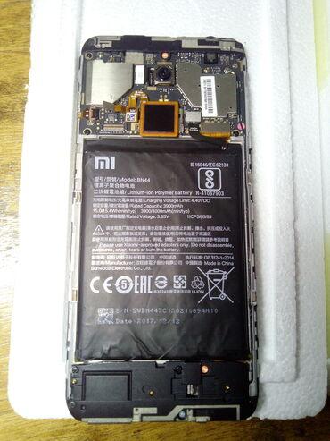 Xiaomi redmi 5 plus на запчасти, я частями не продаю, полный комплект