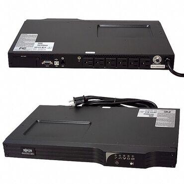 ИБП Tripp Lite SMX500RT1UИнтеллектуальный, линейно-интерактивный ИБП
