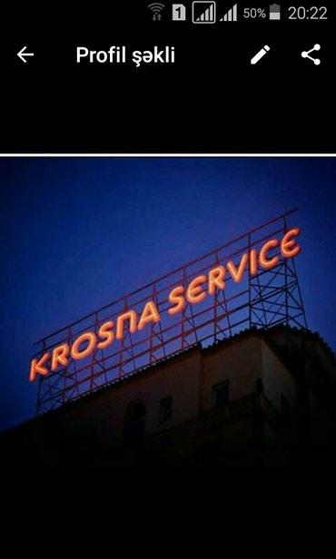 Bakı şəhərində Krosna kredit 12 azn