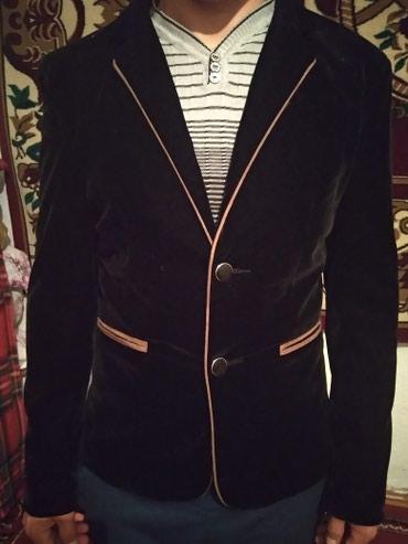 Пиджак для мужчин 46размера почти новая в Каракол