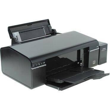 купить широкоформатный принтер в Кыргызстан: Принтер л 805,в хорошем качестве, почти новый. Использовали 6 мес