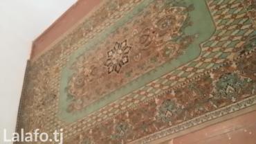 Ковёр длина 3. 80м ширина 2м   кайрокумский в Душанбе
