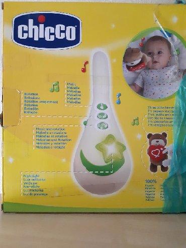 hodunki-ot-chicco в Кыргызстан: Продаю б/у мобиль на кроватку chicco