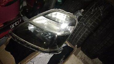 Фара на Хонда Стрим левая, ксенон в сборе (лампочки + блок ксенона)