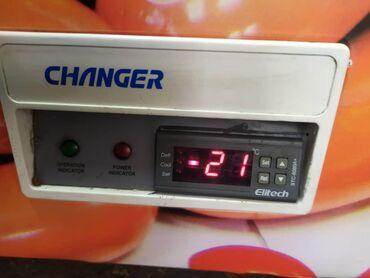 Марозильник бу низко температурный -15 .-21 520 литров проведена диагн