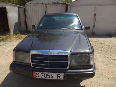 доллар-бишкек в Кыргызстан: Mercedes-Benz 200-Series 2 л. 1989 | 270000 км