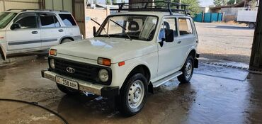 ВАЗ (ЛАДА) 4x4 Niva 1.6 л. 1989