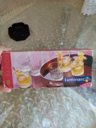 Luminarc sok stekani 6 eded