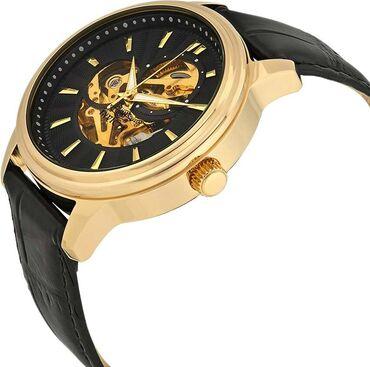 В продаже новые механические часы с автоподзаводом