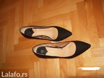 Ženska obuća | Nis: Br.41, duzina gazista 25 cm Kao nove, bez ostecenja visina stikle 8 c