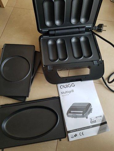 Quigg multi gril !