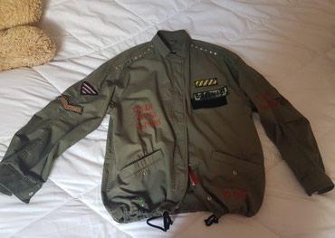 Kratka jakna Bersha xs velicina jako malo nošena - Zrenjanin