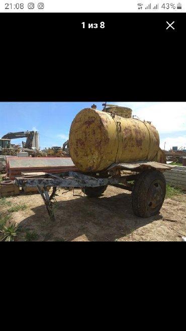 audi 100 2 8 ат в Кыргызстан: Бочка на колёсах, алюминиевый, для питьевой воды, можно для молока