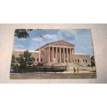 1 Καρτ Ποστάλ - United States Supreme Court near the U.S. Capitol Στο