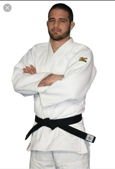 Sumqayıt şəhərində Mizuno judo kimanosu.tam orjinal kimanodu.750 q-lıq parçadan