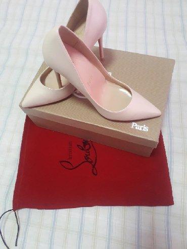 мужские-туфли-бишкек в Кыргызстан: Продаю новые кожаные туфли, качество шикарное