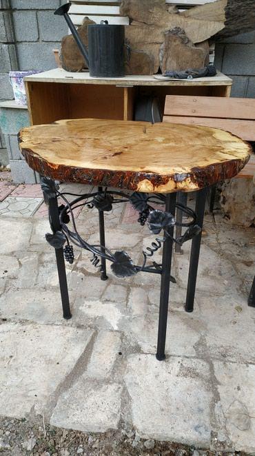 Эксклюзивный стол, ручная работа, в Массы