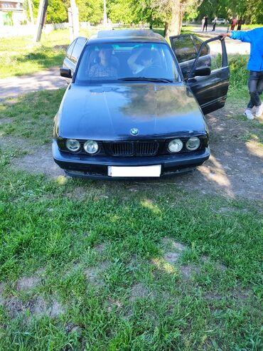 BMW 5 series 2.5 л. 1990 | 1 км