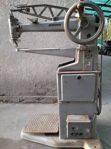 """Промышленная, швейная машина""""Минерва""""для ремонта обуви,сумок,и"""
