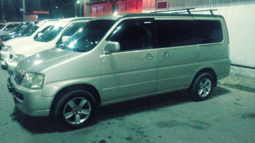 Honda Stepwgn 2000 в Бишкек