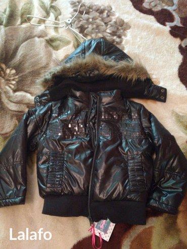 Куртка на девочку 2-3 лет из Англии новая в Бишкек