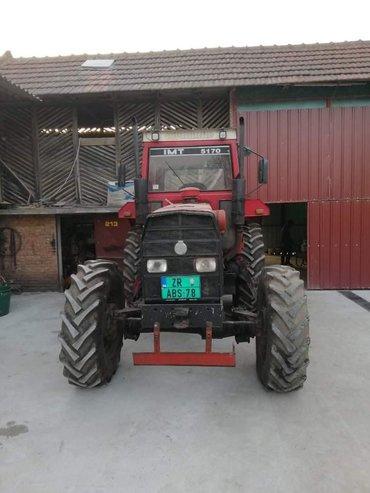Kamioni, industrijska i poljoprivredna vozila - Borca: Imt 5170 94g u odlicnom stanju, gume nove sve 4,motor mercedes 175ks