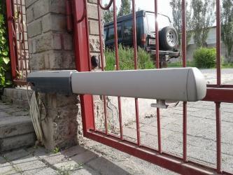 механизмы для ворот в Кыргызстан: Автоматика для ворот. Механизмы для открывания ворот, итальянские и