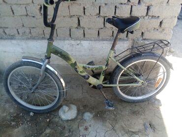 Другие товары для детей в Кызыл-Кия: Велосипед мужской для детей размер-20 по цене-2500 сом