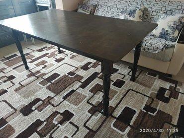 Кухонный стол. Размер: длина- 170/ширина -95/высота-74. Материал