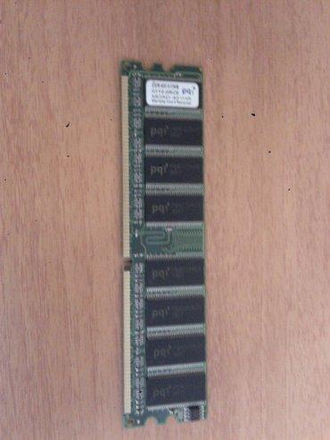 Bakı şəhərində Pqi ddr1, 512mb, pqi ddr-400/512mb - 10azn.
