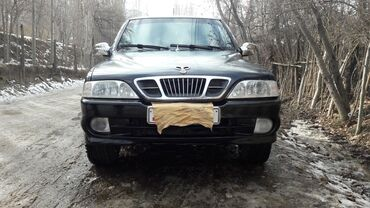 ssangyong musso тюнинг в Кыргызстан: Ssangyong Musso 2.3 л. 1999