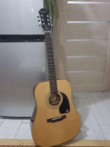 Акустическая гитара. Epiphone. 41 размер.В идеальном состоянии