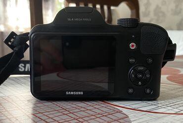 Salam.Samsung fotoaparati (16.4 mpx )satilir.Az istifade olunub mak 1-