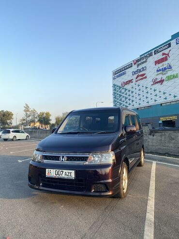 минивен бишкек in Кыргызстан   ДРУГОЙ ТРАНСПОРТ: Honda Stepwgn 2.4 л. 2004   199000 км